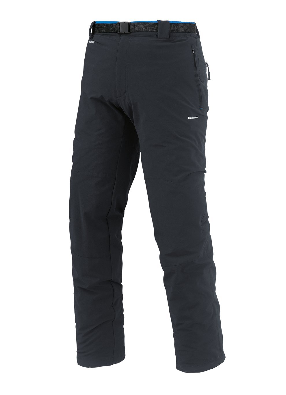 Noir Trangoworld Hoan Pantalons Longs L