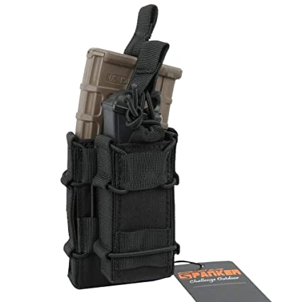 Amazon Com Excellent Elite Spanker Tactical Molle Double Stacker