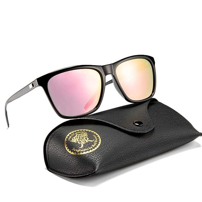 Rocf Rossini Vintage Gafas de sol polarizadas Hombres ...