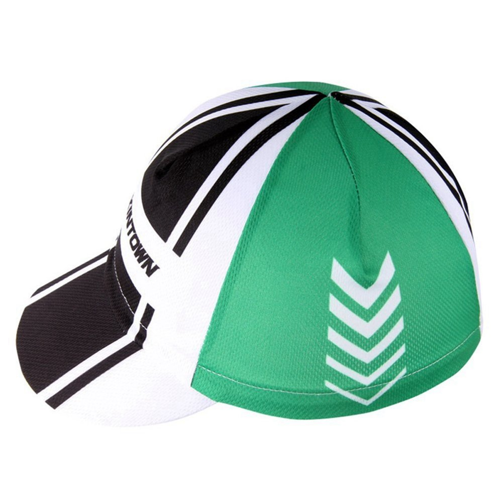 Uriah Cycling Cap Breathable Fits Under Helmet Arrow Green
