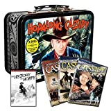 Hopalong Cassidy Tin with Handle