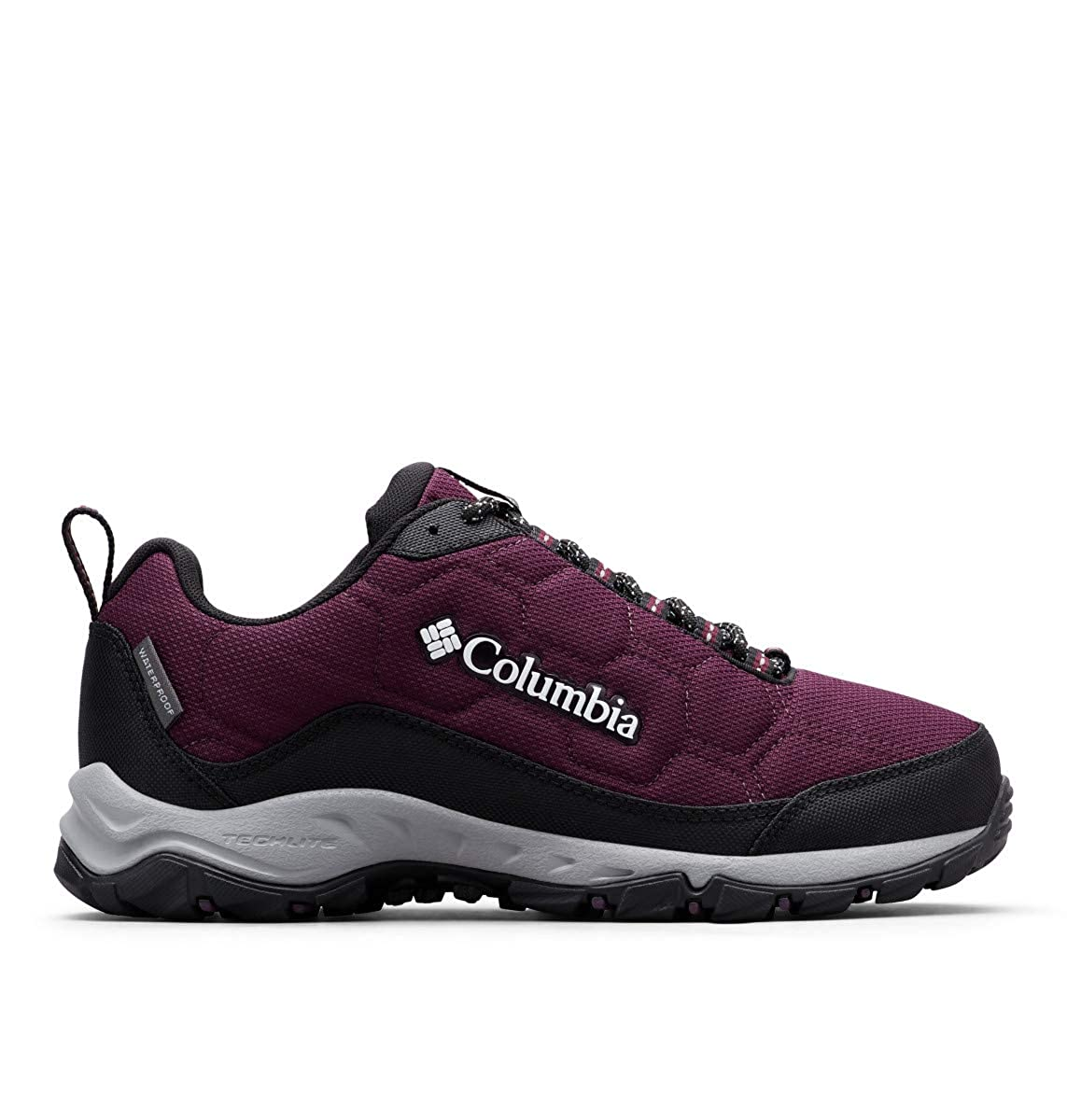 Waterproof /& Breathable Columbia Women/'s Firecamp Hiking Shoe