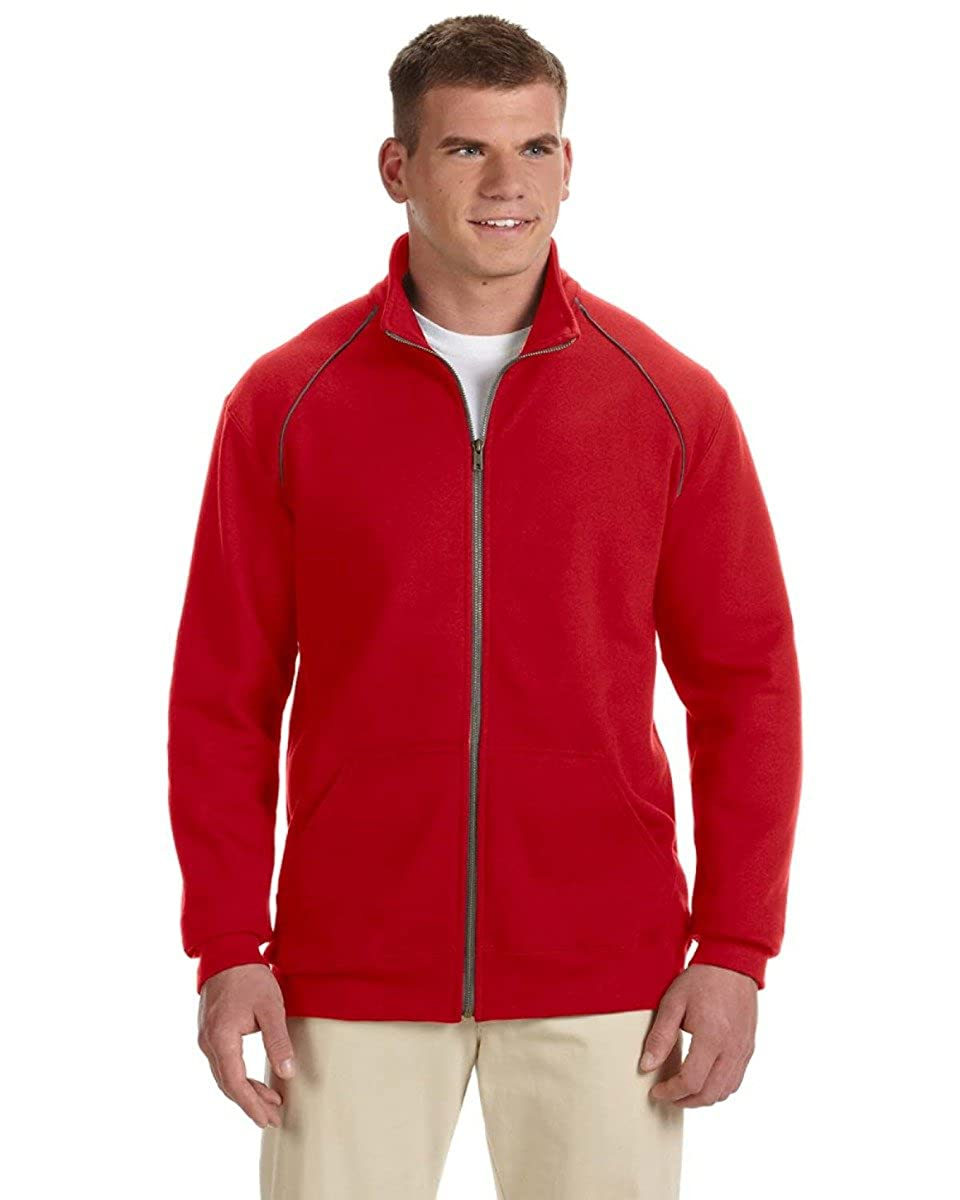 Gildan G929 Premium Cotton 9 oz. Ringspun Fleece Full-Zip Jacket