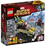 LEGO Superheroes Captain America vs. Hydra (76017)