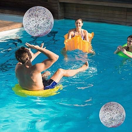 Amazon.com: MAIAGO Beach Balls (2 Pack) Inflatable Gitter ...