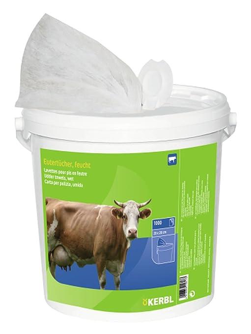 Ubre Toallitas húmedas Incluye recarga 2 x paños de limpieza Toallitas Limpieza – Toallitas paños ubre