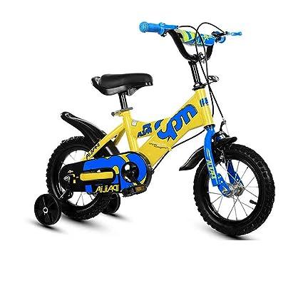 JCOCO Bicicleta Unisex para niños 2-11 años Cochecito para bebés 12/14/