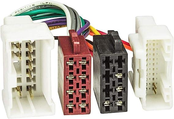 Tomzz Audio 7009 000 Radio Adapter Kabel Kompatibel Mit Elektronik