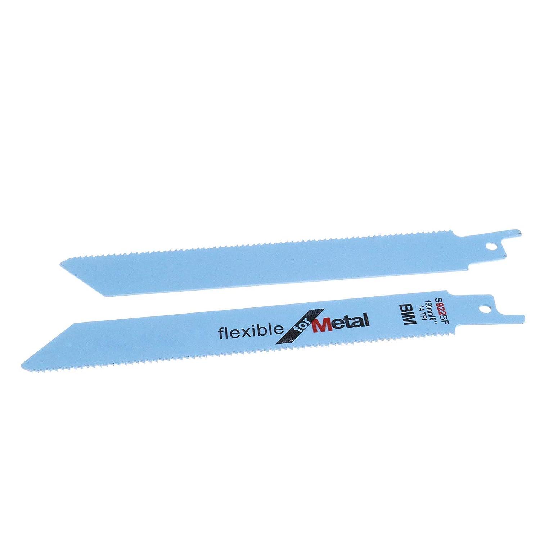 OTOTEC S922BF Lot de 10 Lames de Rechange pour scie /à m/étaux 150 mm