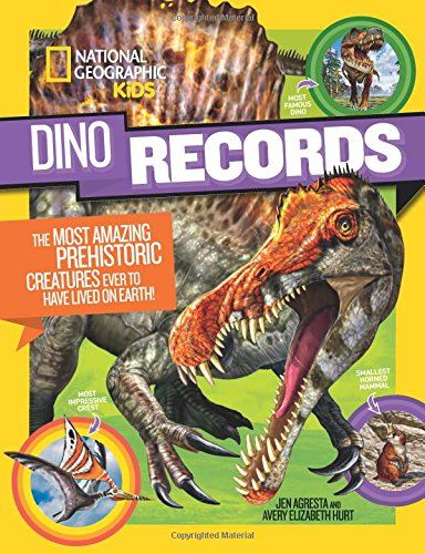 Dino Records  The Most Amazing Prehistoric Creatures Ever To Have Lived On Earth   Dinosaurs