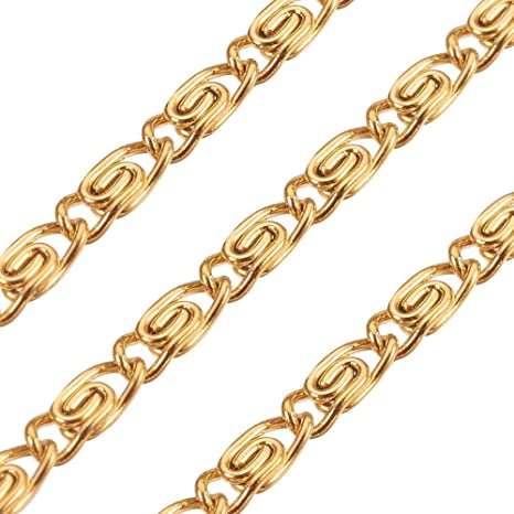 UNICRAFTALE Aproximadamente 15 m//Rollo 304 Cadenas de Bolas de Acero Inoxidable Soldadas con Cadenas de Carrete Cadena de Tonos Plateados para Mujeres Fabricaci/ón de Joyas 1.5 mm
