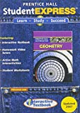 Prentice Hall Mathematics, Geometry : StudentEXPRESS, PRENTICE HALL, 0132504693
