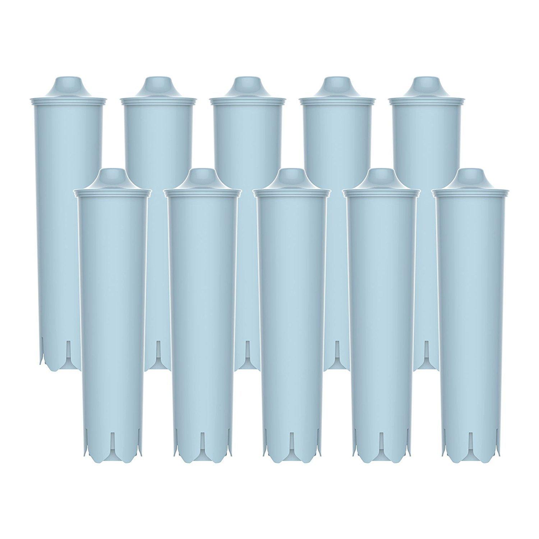 10x cartuccia filtrante aquac Rest compatibile Jura Claris Blue ena AquaCrest