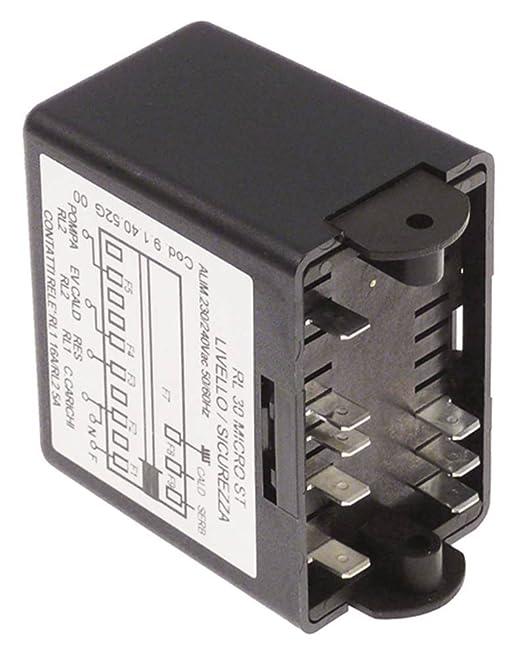 Iberital-Macchine RL30 Micro ST - Regulador de nivel para IBERITAL ...