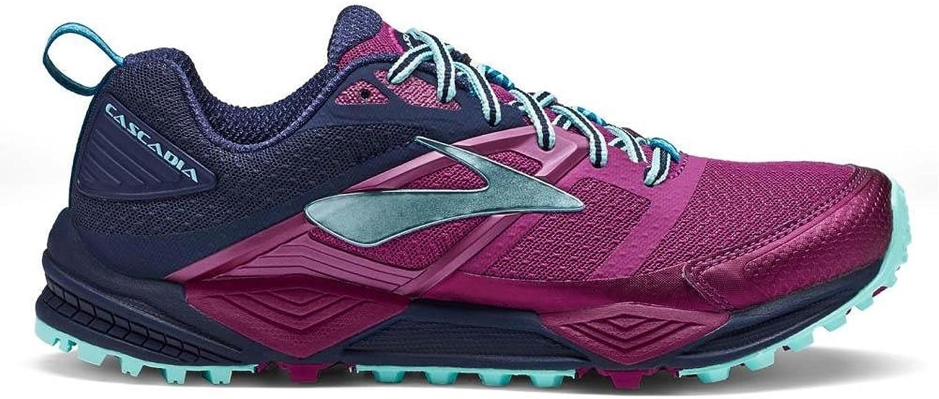 Brooks Cascadia 12 - Zapatillas de running para mujer, color ...