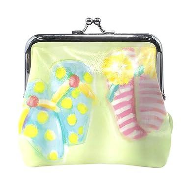Amazon.com: Monedero monedero bonito zapatillas para mujer ...