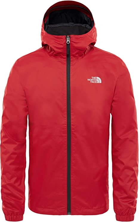 The North Face M Quest Jkt, Giacca a Vento Softshell Uomo