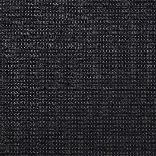 Black with Grey Fabric in Yards Clearance Arts and Crafts Hobby Fabric Material Cotton Muslin Textile by The Yard 39×59 inch (1m × 1.5m Black/Grey Square)