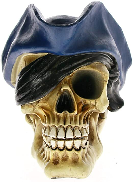 Pirate Buccaneer Skeleton Keys Caribbean Skull Treasure Costume Prop Accessory
