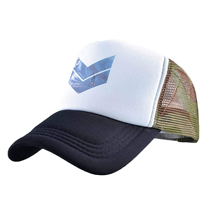 547187dc HEWPASKE Surf Hats for Men Baseball Cap Outdoor Sports Women Caps Unisex  Hip Hop Breathable mesh