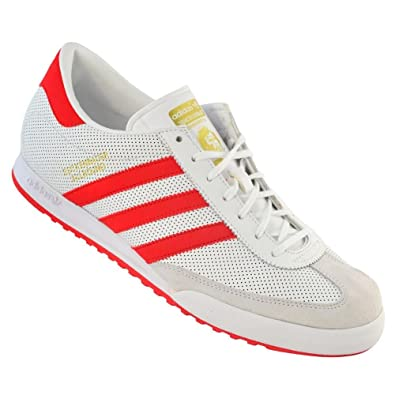 44 Blanc Chaussures Homme Couleur Taille Adidas Beckenbauer 6IwUYxqWg