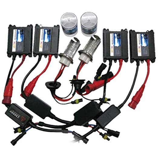 Amazon Race Sport H4 4 6k Slim Hid Kit Automotive Led Bulb Wiring: 9006 Hb4 Wiring Harness At Johnprice.co