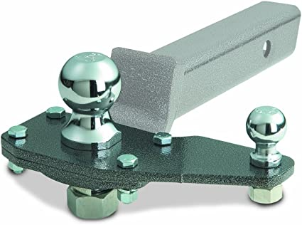 48388 EAZ LIFT Parts//Accessories Trailer Tongue Ball Plate
