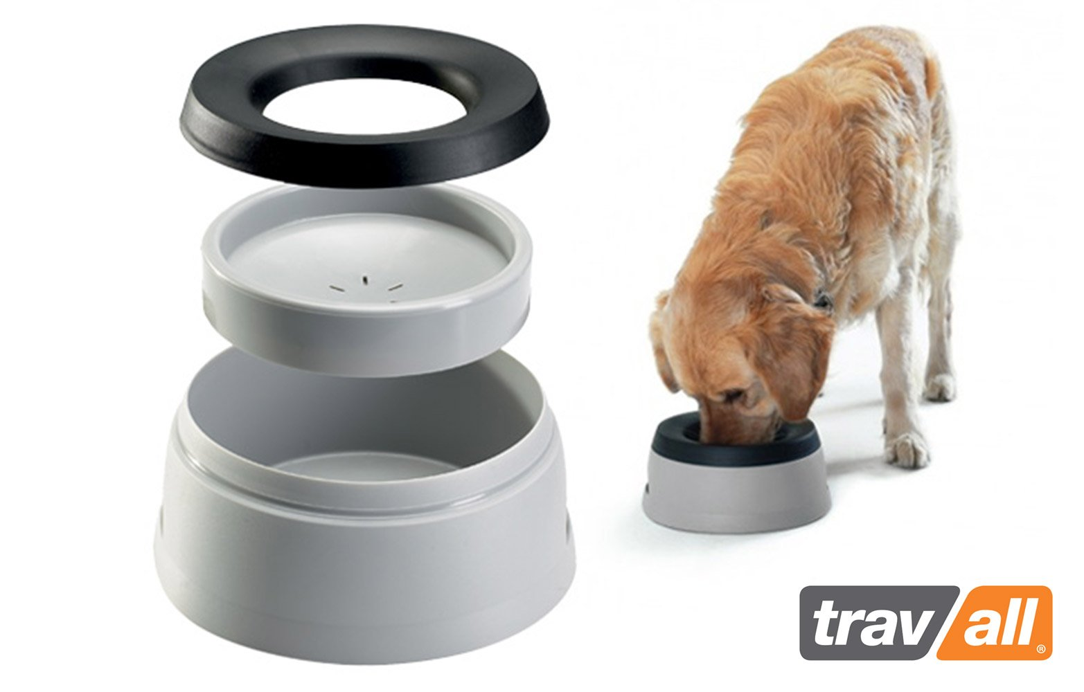 pet travel bowl road refresher (large)