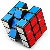 Magic Cube Rubik Cube 3x3 Versión original mágica de última generación Rápido y suave Material duradero No tóxico para adultos y niños Juego de entrenamiento mental de rompecabezas súper resistente