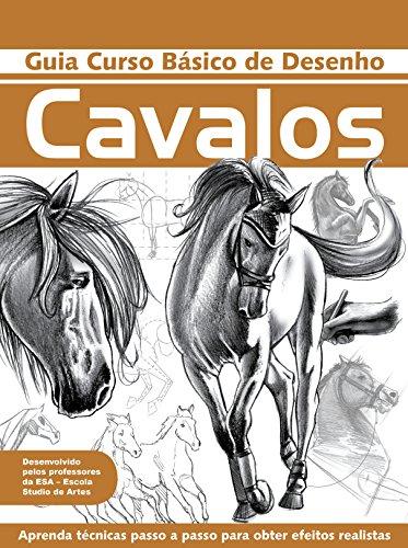 Amazon Com Guia Curso Basico De Desenho Cavalos Portuguese