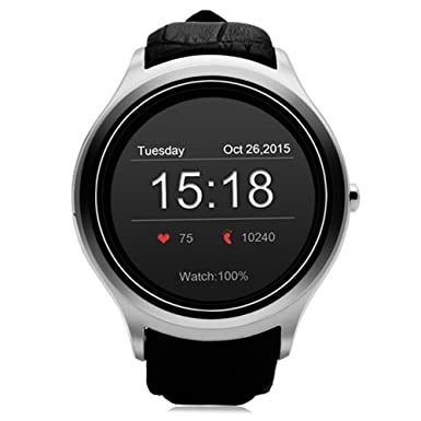 amazingdeal365 D5 + reloj inteligente 8 GB Android 5.1 IOS ...