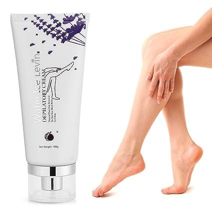 Crema depilatoria sin dolor para las piernas Armpit Bikini en el pecho Depilación Crecimiento del cabello