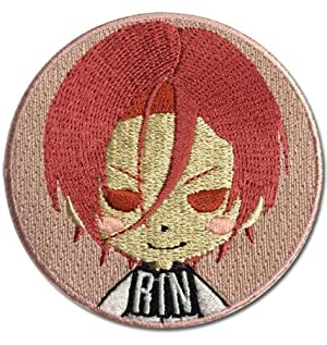 Patch - Free! - New SD Nagisa Iron-On Anime Licensed ge44171 by Free!