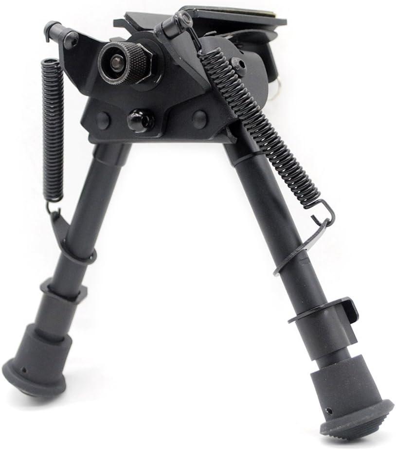 Zeadio Taktisches M-LOK Falten Zweibein f/ür Gewehr 7,5 bis 9 Zoll Schwarz