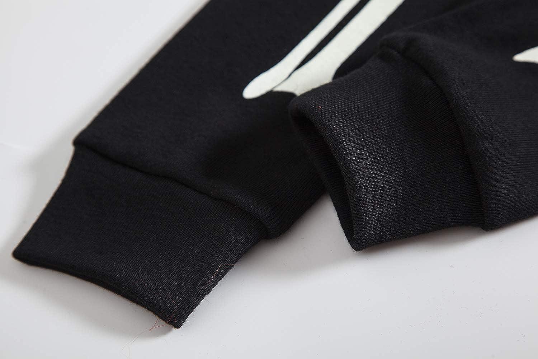 Boys Pajamas Long Sleeve Toddler Clothes Set Dinosaur 100/% Cotton Little Kids Pjs Sleepwear