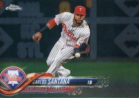 Carlos Santana Philadelphia Phillies Baseball Player Jersey