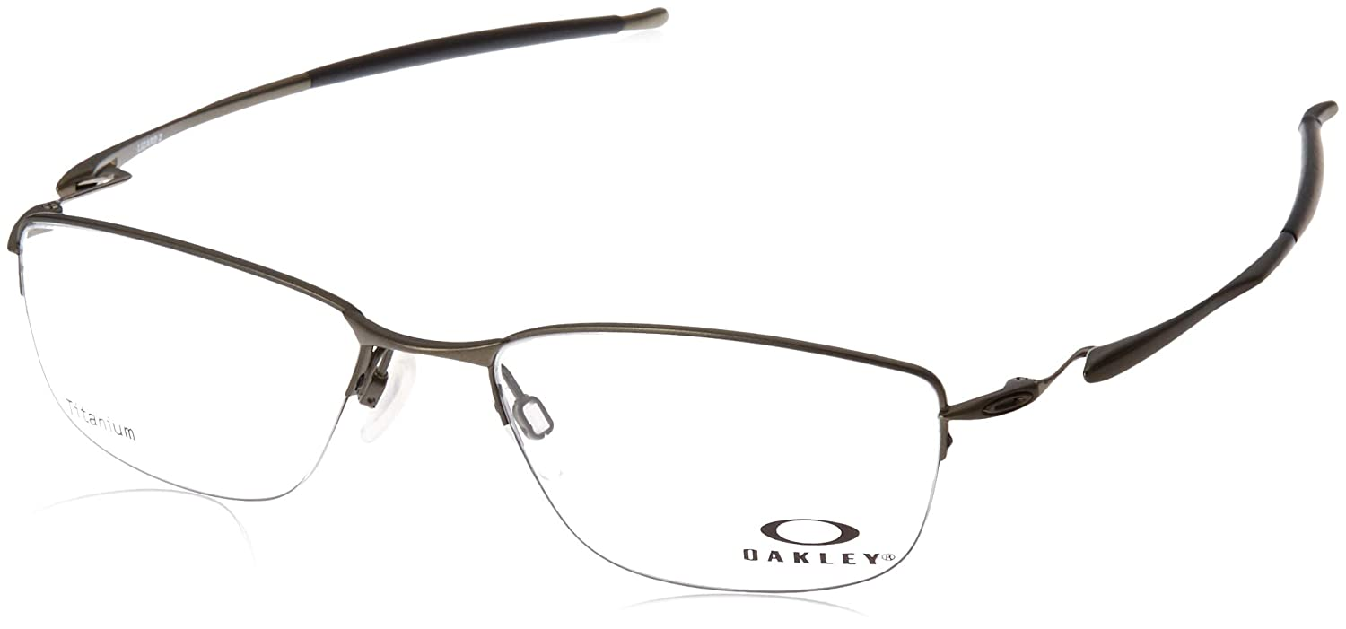 c22151c1bc6 Amazon.com  Oakley - Lizard 2 (54) - Pewter Frame Only  Clothing