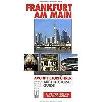 Architekturführer Frankfurt am Main: Architectural Guide (Architectural Guides)