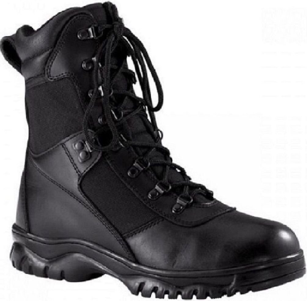 Tactical Boots 8'' Forced Entry Waterproof Tactical Boots Moisture Wicking