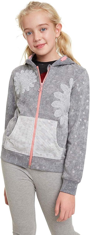 Desigual Sweatshirt Luisiana Felpa Bambina