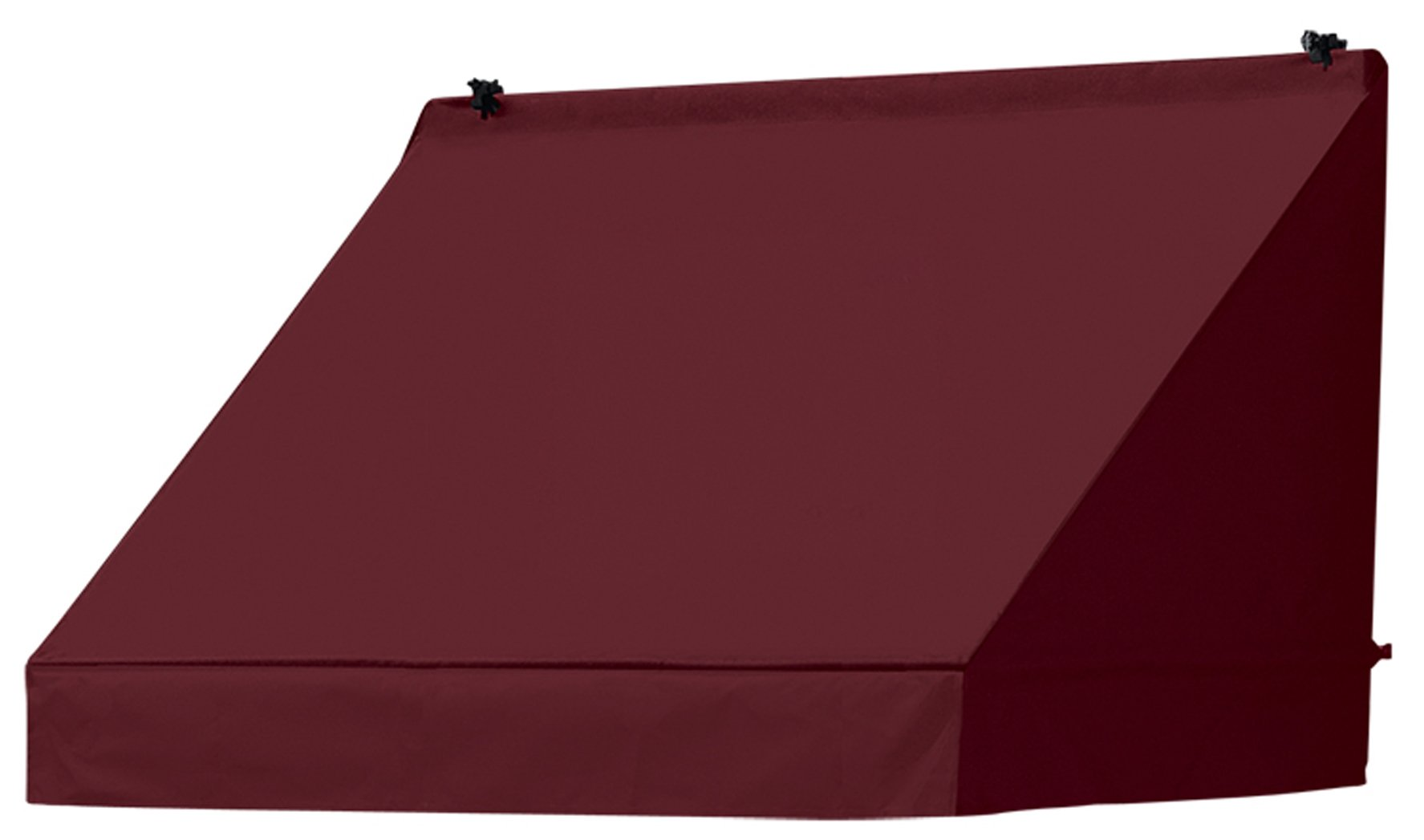 Awnings in a Box 3020736 Window Awning, 4', Burgundy by Awnings in a Box