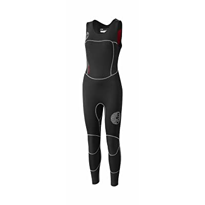 Gill Womens Thermoskin Skiff Suit - Black