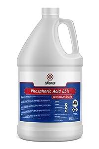 Alliance Chemical Phosphoric Acid 85%, Technical Grade - Sealed Gallon