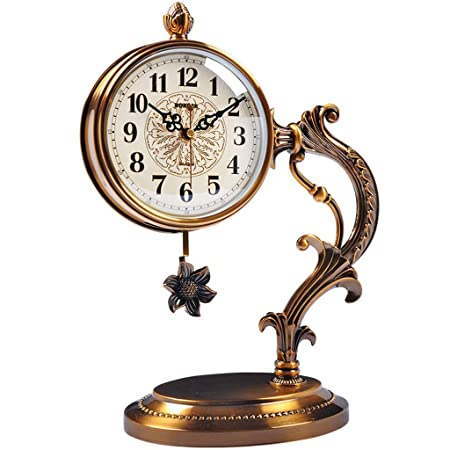 Reloj de piso Reloj de escritorio, decoración de reloj, reloj de ...
