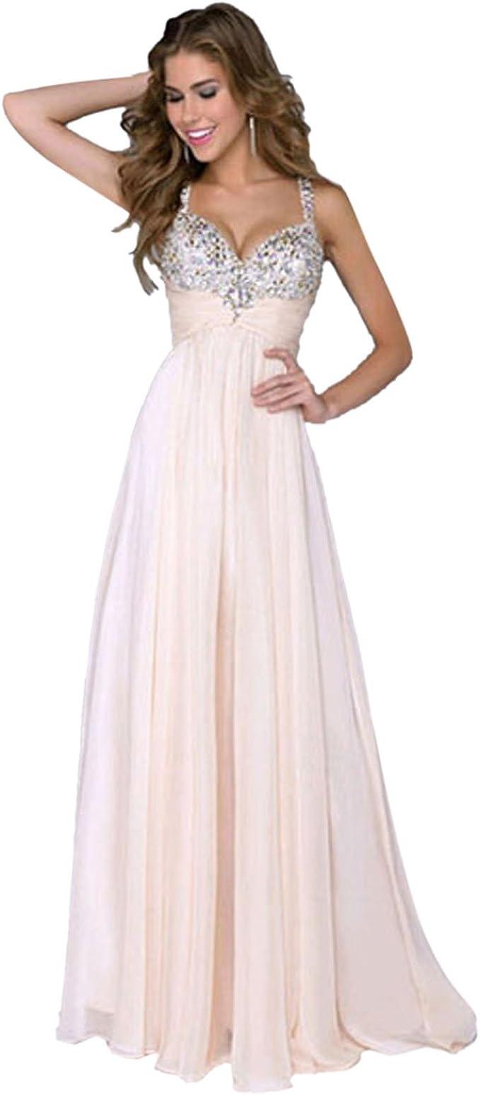 CRAVOG Falda Blanca Larga Mujer Slim Vestir de Novia: Amazon.es ...