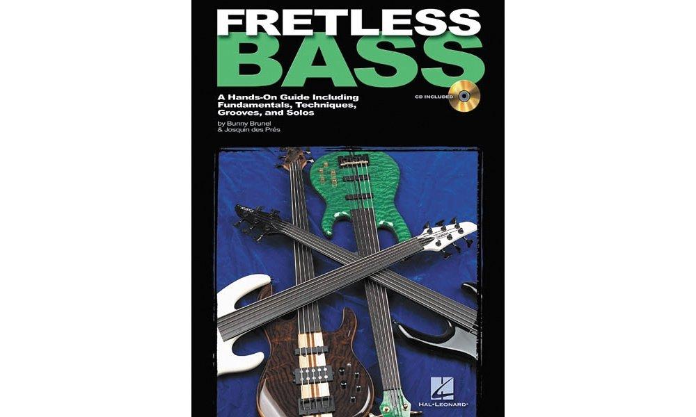 Fretless Bass Book