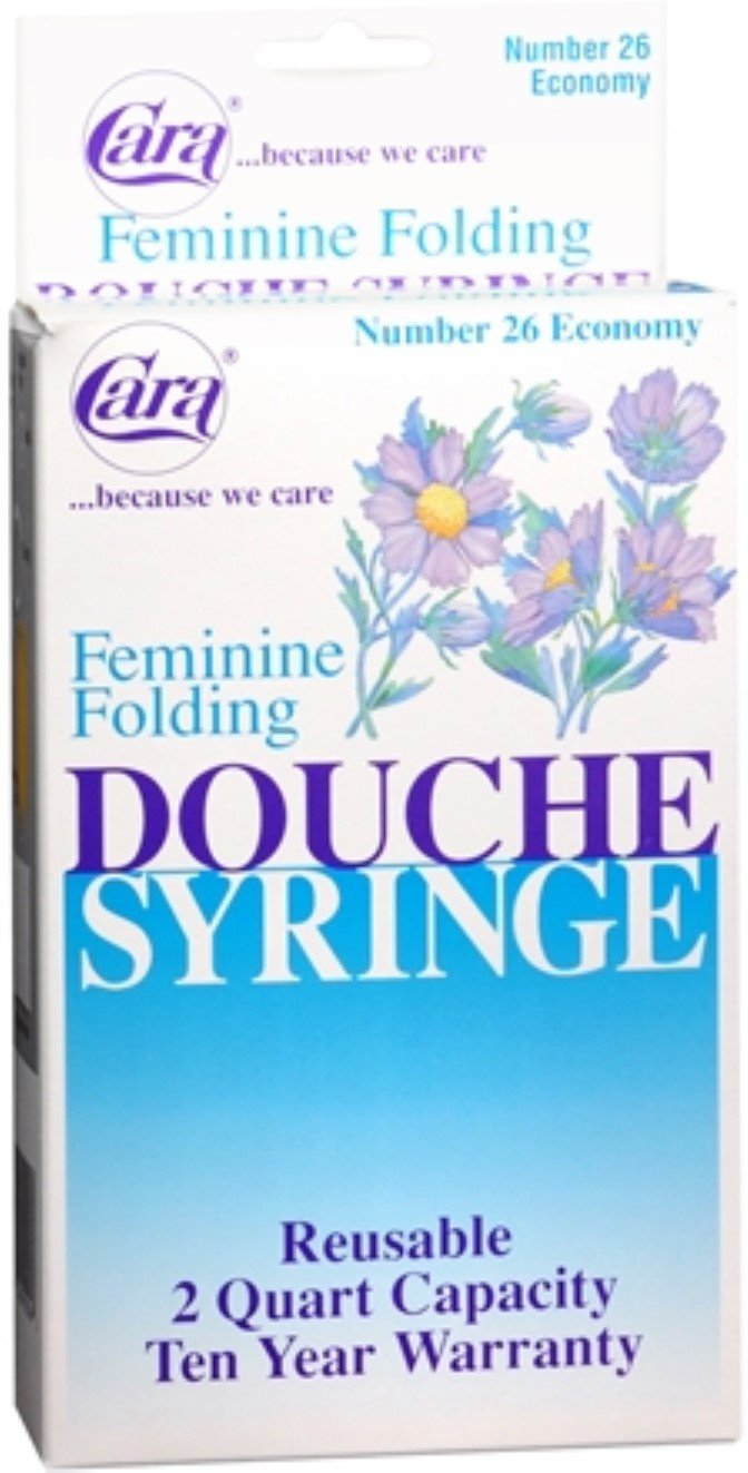 Cara Douche Syringe Economy No. 26 1 Each (Pack of 12)