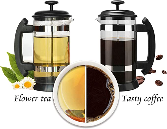 Amazon.com: Upgraded French Press Coffee Tea Maker ...