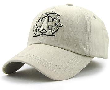 elwow hombre bordado Vintage algodón gorra de béisbol gorra ...