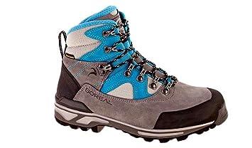 Boreal Kerala Zapatos de montaña, Unisex Adulto, Azul, 4